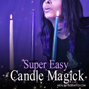 candle magick wp