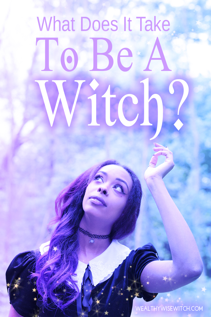 what is a witch pinterest