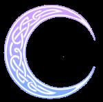 4 celtic moon