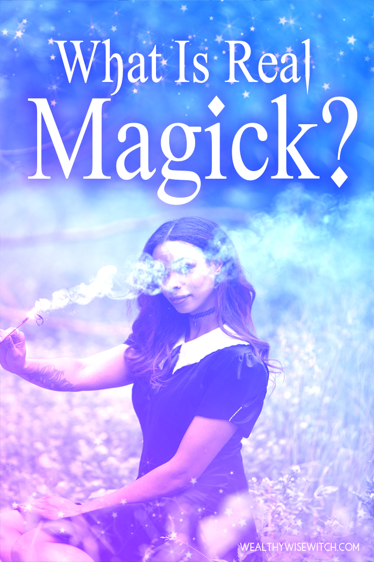 what is magick pinterest 2