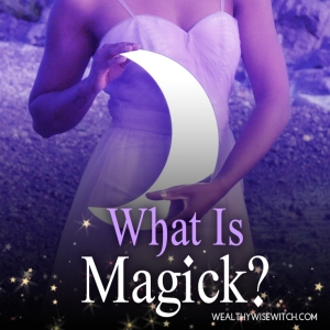 what is magick wp