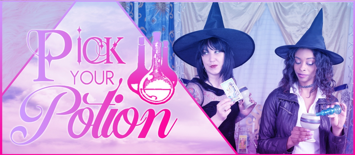 Pick Your Potion banner