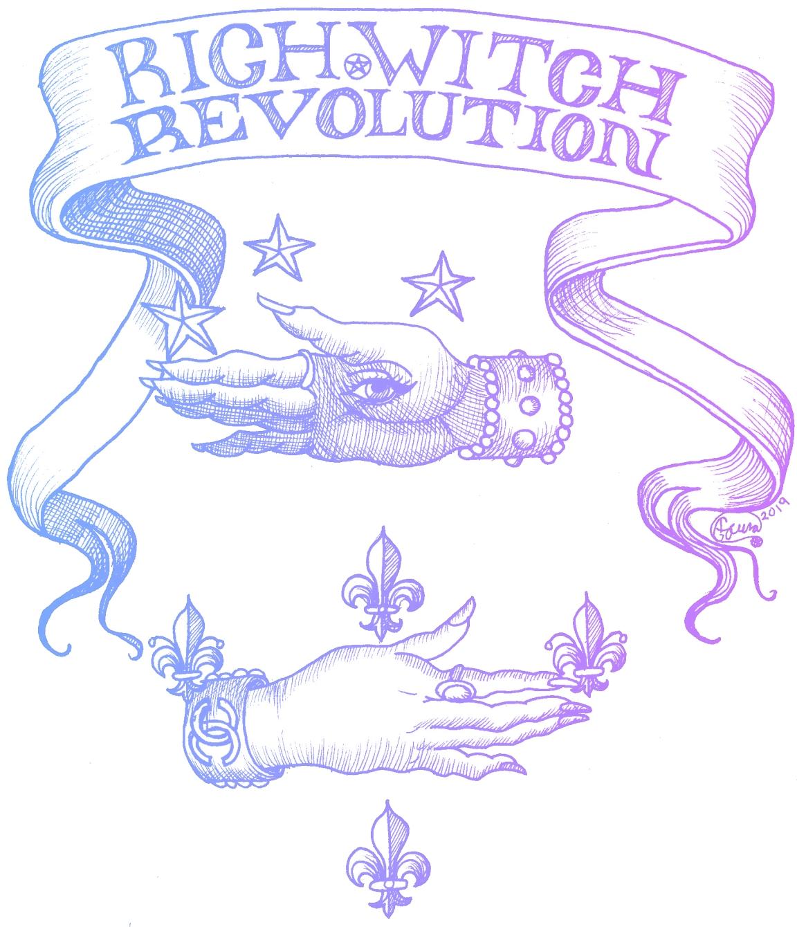 rich witch revolution