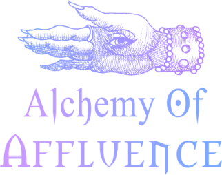Alchemy Of Affluence Logo